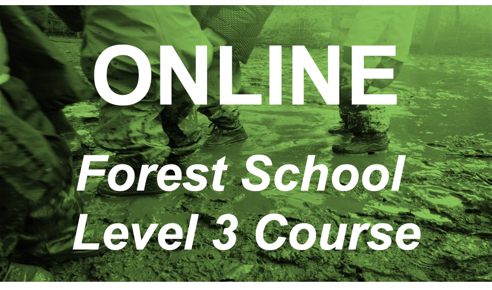 online forest school courses usa uk europe